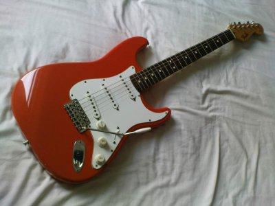 The California Series 97, 98 | Fender Stratocaster Guitar Forum
