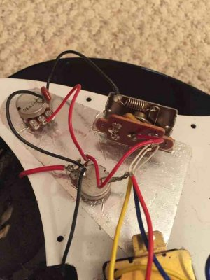 Yamaha Pacifica wiring | Fender Stratocaster Guitar Forum | Guitar Wiring Diagram For Yamaha |  | Strat-Talk