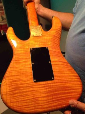 Samick guitars serial numbers