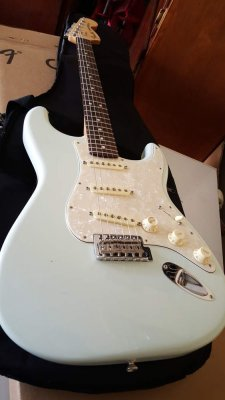 Roadhouse Strat...the s-1 switch,preamp | Fender Stratocaster Guitar ...