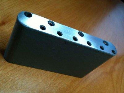 sanding gfs steel block? | Fender Stratocaster Guitar Forum