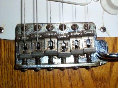 guitar will not intonate fender stratocaster guitar forum. Black Bedroom Furniture Sets. Home Design Ideas