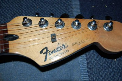 Real 1995 MIM strat? | Fender Stratocaster Guitar Forum