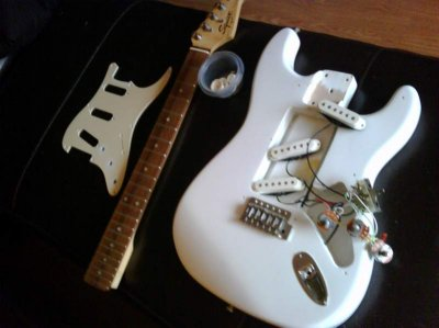 Squier Bullet Made In China And Questions Fender