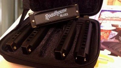 Roadhouse Blues Harmonica C 107