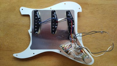 2008 2011 American Standard Alnico V Amazing Fender Stratocaster