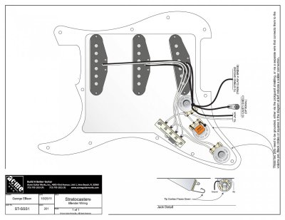 standard telecaster wiring diagram with Stratocaster Wiring Diagram Blender Pot on Wiring Diagrams For Humbuckers besides Standard Stratocaster Wiring Diagram furthermore Gibson Guitar Wiring Diagrams in addition Esp Guitar Wiring Diagram also Tele 3 Way Wire Diagram.