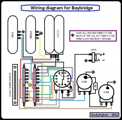 Telecaster S-1 Wiring Diagram from www.strat-talk.com