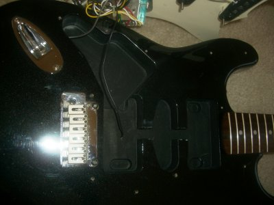 Do any squier strats come with 2 point bridge? | Fender