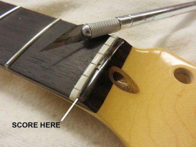 installing lsr fender roller nut fender stratocaster guitar forum. Black Bedroom Furniture Sets. Home Design Ideas