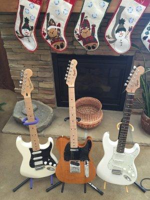 did i buy s piece of junk affinity tele fender stratocaster guitar forum. Black Bedroom Furniture Sets. Home Design Ideas