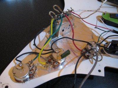5 Way Re-wire Issue (Squier Strat) | Fender Stratocaster Guitar Forum
