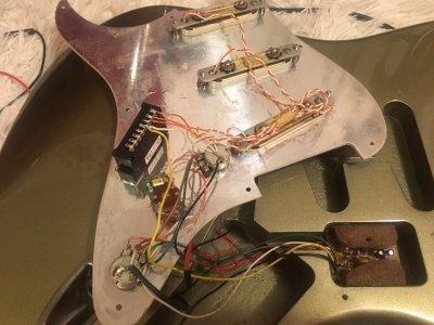 [DIAGRAM_38EU]  Old MIJ Lace Sensor Strat -- wiring schematics, anyone? | Fender  Stratocaster Guitar Forum | Lace Sensor Wiring |  | Strat-Talk