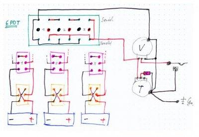wiring help series parallel switch fender stratocaster guitar forum