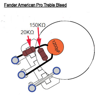 treble bleed strat wiring diagram anyone here installed the lindy fralin volume circuit mod  lindy fralin volume circuit mod
