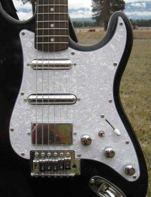 Tele Neck Pickup On A Strat Fender Stratocaster Guitar Forum