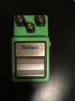 Need Help with Tube Screamer's Year   Fender Stratocaster