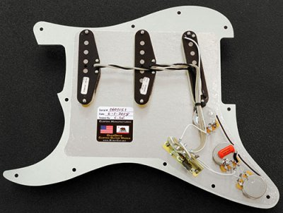 [DIAGRAM_4PO]  Seymour Duncan SSL-5 Install Question | Fender Stratocaster Guitar Forum | Wiring Diagram Seymour Duncan Ssl 5 |  | Strat-Talk
