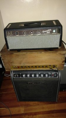 How many amps is the right number?   Page 3   Fender