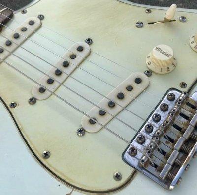 Relic pickguard for American Vintage 59 Strat? | Fender