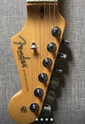 Serial Number not coming up on Fender site   Fender
