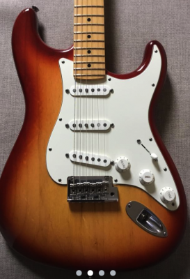 Serial Number not coming up on Fender site | Fender