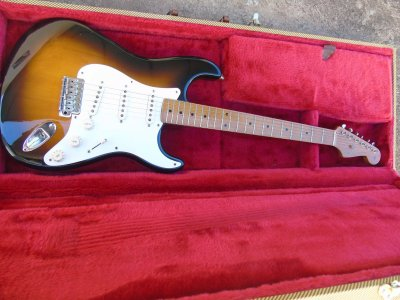 50s Strat Build (kind of) | Fender Stratocaster Guitar Forum