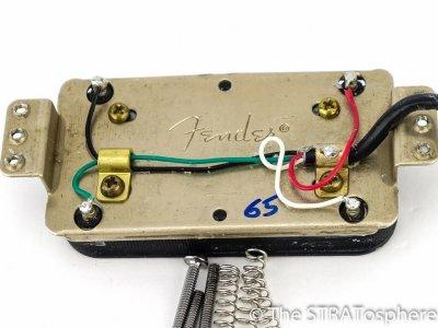 Fender Atomic Humbucker | Fender Stratocaster Guitar Forum on