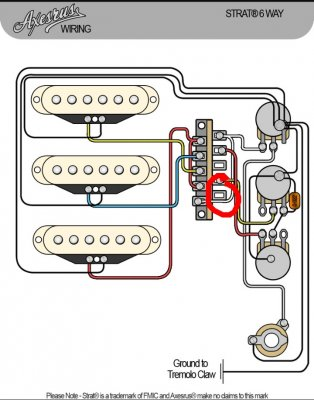 6 way switch wiring diagrams oak grigsby 6 way switch wiring question fender stratocaster  oak grigsby 6 way switch wiring