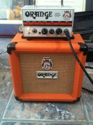Orange Micro Terror | Fender Stratocaster Guitar Forum
