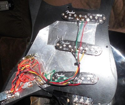 Fender Stratocaster Guitar Forum