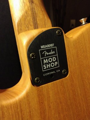 Are Mod Shop Fenders Not As Good At Resale Fender Stratocaster Guitar Forum Nice to know that using the mod shop is a good experience. fender stratocaster guitar