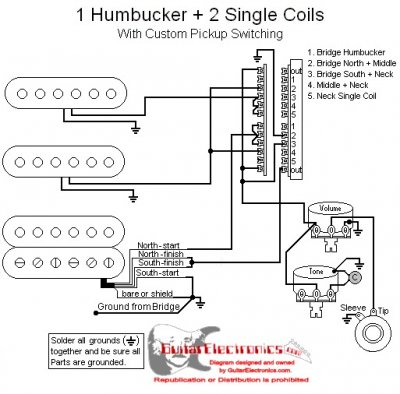 201406 besides Fender Hh Telecaster Wiring Diagrams furthermore Rail Pickup Tele Wiring Diagram together with Fender Hss Deluxe Wiring likewise Blade 3 Way Switch Wiring Diagram. on telecaster 4 way switch wiring diagram