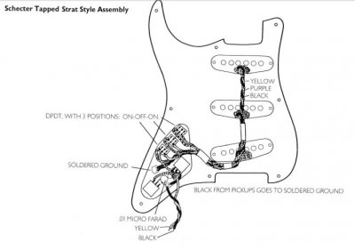 Wiring Diagrams Garage additionally Wiring Bridge Pickup To Tone Control together with Tom Anderson Wiring Diagram additionally Nashville Style Tele as well 88243. on stratocaster wiring diagrams