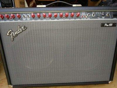 Fender Princeton Chorus Red Knob