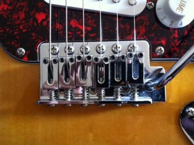 squier stratocaster 57 by fender