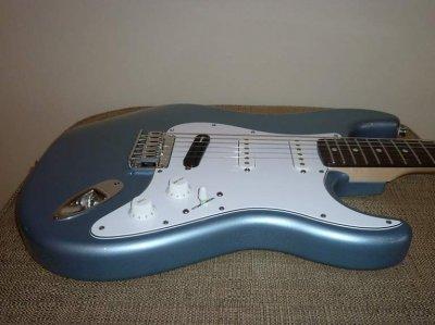 NGD   Warmoth hardtail body, Musikraft neck   Fender