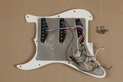 Please Help Identify My 016730 Pickups Fender Stratocaster Guitar