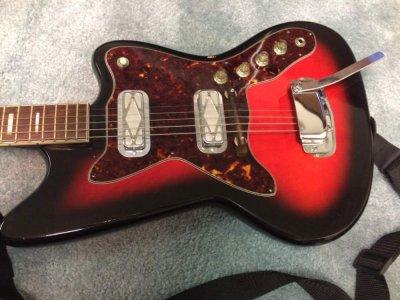Vintage Silvertone Guitar Value Fender Stratocaster Guitar Forum