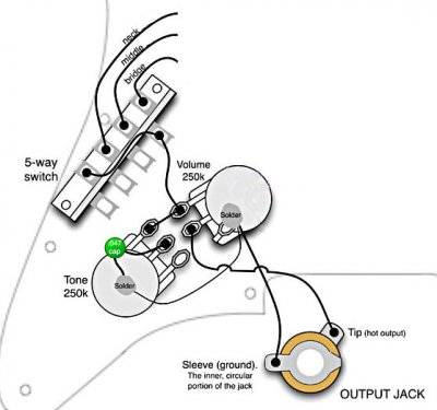 master tone knob | fender stratocaster guitar forum  strat-talk