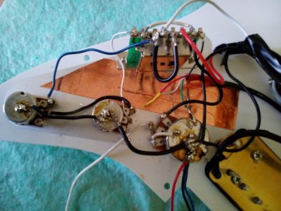 5 Way Switch    HSS     Position 1 and 5 Not Working   Page 2   Fender Stratocaster Guitar Forum